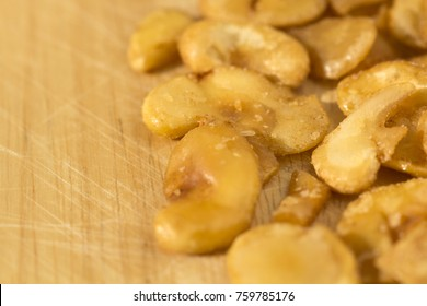Rare nuts and beans