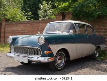 Rare Vintage Opel Olympia - German Car