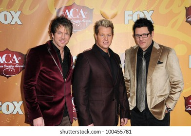 Rascal Flatts at the 2010 American Country Awards Arrivals, MGM Grand Hotel, Las Vegas, NV. 12-06-10