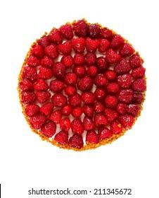 raspberry cheese cake