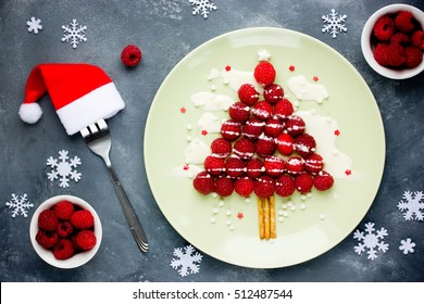 Food Decoration Ideas Images Stock Photos Vectors
