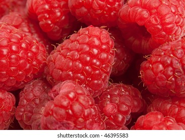 raspberry  to serve as background