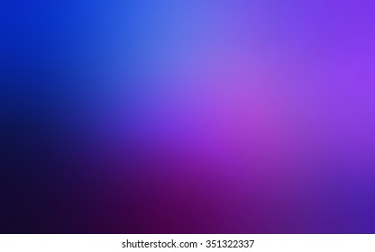 Raster abstract dark blue, purple blurred background, smooth gradient texture color, shiny bright website pattern, banner header or sidebar graphic art image