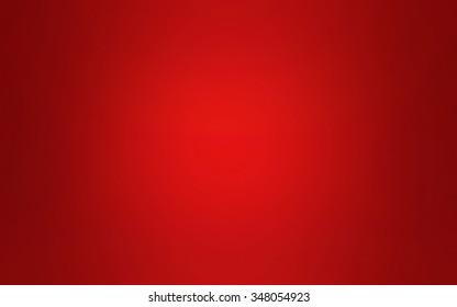 Raster abstract red blurred background, smooth gradient texture color, shiny bright website pattern, banner header or sidebar graphic art image