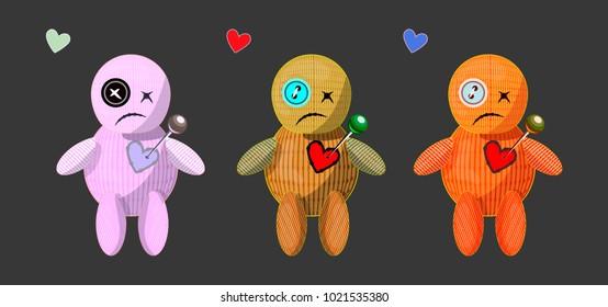 Voodoo Doll Images Stock Photos Vectors Shutterstock