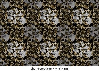 Flower Stickers Mehndi : Henna mehndi stock images royalty free vectors