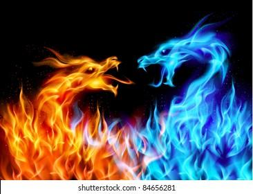 Fire Dragon Wallpaper Images Stock Photos Vectors Shutterstock