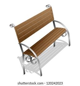 raster version of bench