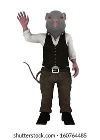 rat man