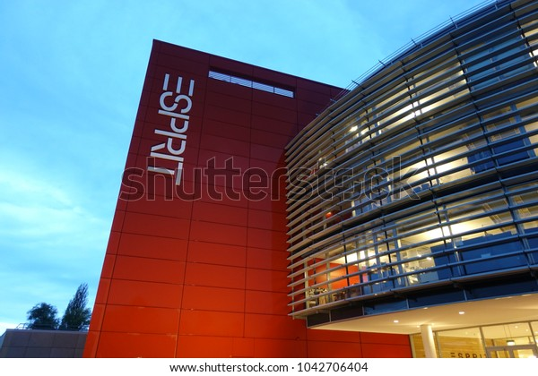 well known cozy fresh 100% genuine Ratingen Germany Oct 20 2017 Esprit Stock Image | Download Now
