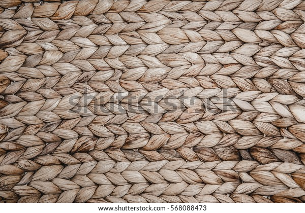 Rattan background or wood texture