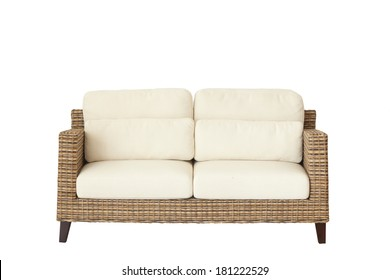 Astonishing Royalty Free Rattan Sofa Stock Images Photos Vectors Squirreltailoven Fun Painted Chair Ideas Images Squirreltailovenorg