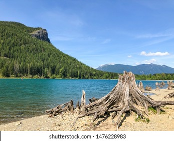 Rattlesnake Lake is a lake in King County, Washington, located in Rattlesnake Mountain Scenic Area some 30 miles (48 km) east of Seattle.