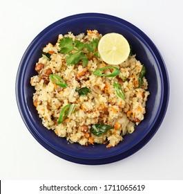 Rava Upma or Sooji Upma or Semolina Upma, South Indian breakfast