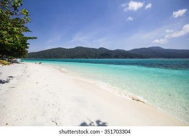 Ravee island, Koh Ravee, Satun province Thailand