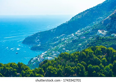 Ravello, Amalfi Coast, Italy, Europe