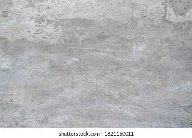 Raw beton brut grunge concrete wall or floor texture. Weathered cement modern interior design background wallpaper. - Shutterstock ID 1821150011