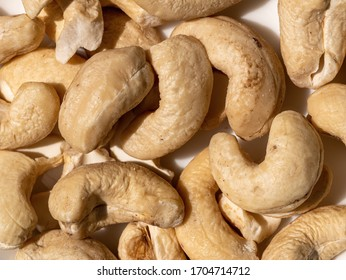 Raw cashew. Healthy snack and food