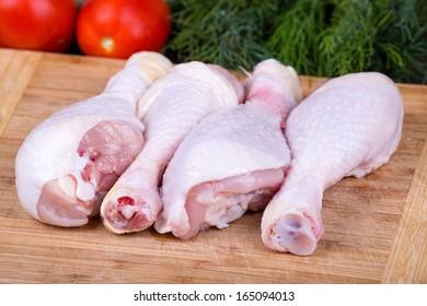 Raw chicken  leg/drumsticks