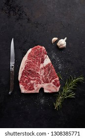 Raw cuts of meat