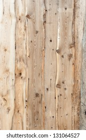 Raw natural wooden planks as the background image.