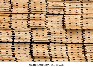 Raw wood timber