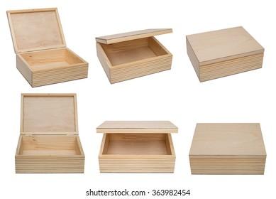 Wooden Box Images, Stock Photos & Vectors   Shutterstock