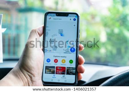 Rawang Selangor Malaysia May 24th 2019 Stock Photo (Edit Now ... on google maps malaysia selangor, google maps malaysia johor, google maps athens greece,
