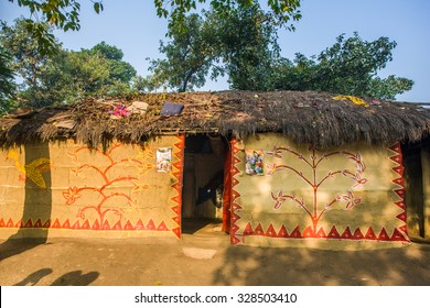 Indian Village House Images Stock Photos Vectors 10 Off
