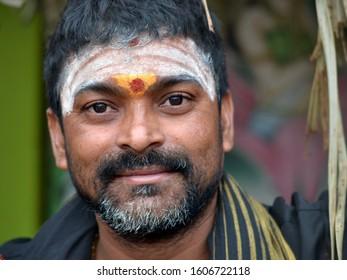 Ash On Forehead Images Stock Photos Vectors Shutterstock