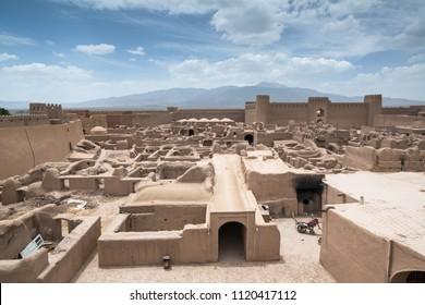 Rayen Castle (Arg-e Rayen in Persian) is an ancient adobe castle in Kerman province, Iran.