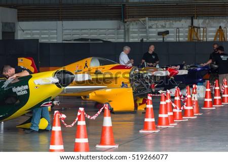 RAYONG PATTAYA THAILAND NOVEMBER 20 Air Stock Photo (Edit Now