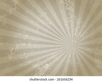 rays grungy light  brown pattern