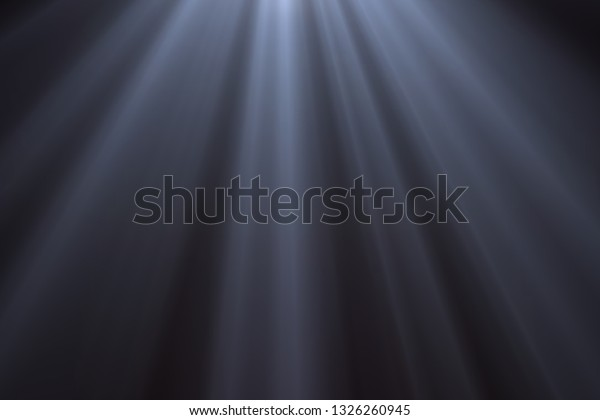 Rays of light isolated on the black background for overlays design ( screen blending mode layer )