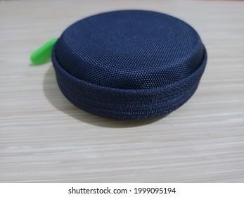 Razer Black Earphone pouch case