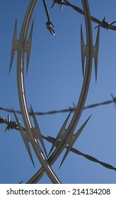 Razor and Barbed Wire