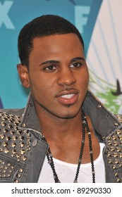 R&B star Jason Derulo at the 2010 Teen Choice Awards at the Gibson Amphitheatre, Universal Studios, Hollywood, CA. August 8, 2010  Los Angeles, CA Picture: Paul Smith / Featureflash