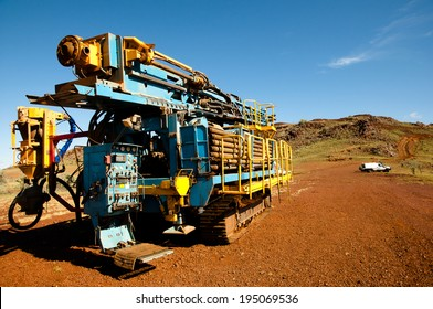RC Drill Rig