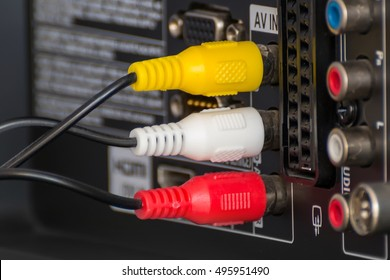 Rca Cable Images, Stock Photos & Vectors | Shutterstock