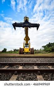 Reach Stucker  Logistic by train