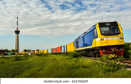 Reach Stucker Logistic by train. Transportation logistics is new used by rail transport. Thailand and Toronto and  around the world transportation by train is widely used.
