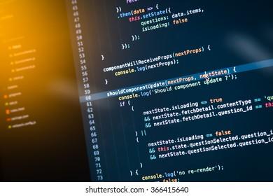 React Coding, Computer Language, Javascript, Internet, Components, programming