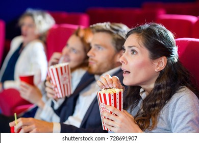 reaction of movie goers