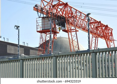 Reactor Building and Transport System of a nuclear power plant, NPP