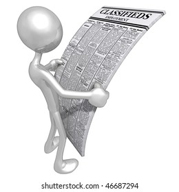 Reading Employment Classifieds