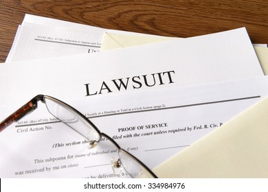 reading lawsuit filings