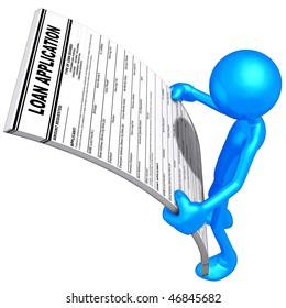 Reading Loan Applications