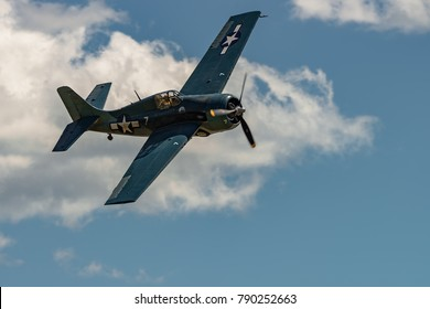 READING, PA - JUNE 3, 2017: GRUMMAN