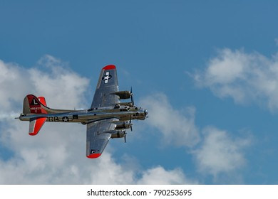 READING, PA - JUNE 3, 2017: Boening