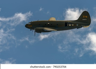 READING, PA - JUNE 3, 2017: CURTISS